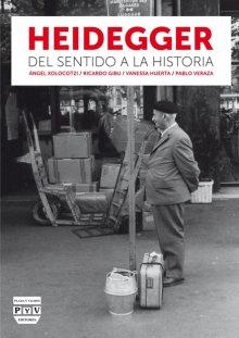 Portada HEIDEGGER, DEL SENTIDO A LA HISTORIA