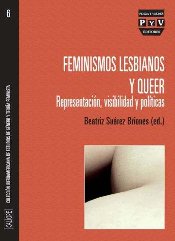 Portada FEMINISMOS LESBIANOS Y QUEER