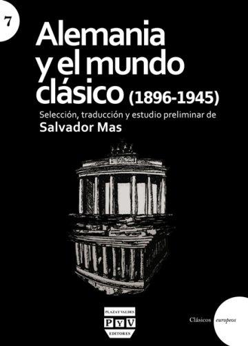 Portada ALEMANIA Y EL MUNDO CLÁSICO