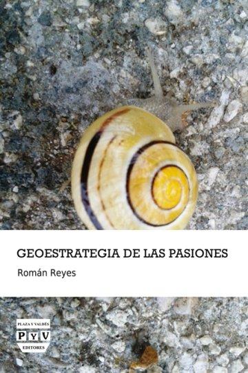 Portada GEOESTRATEGIA DE LAS PASIONES