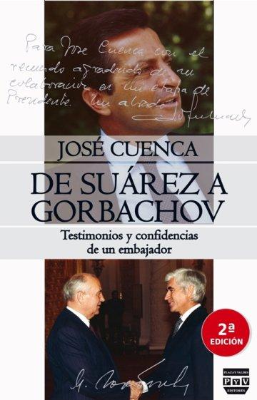 Portada DE SUÁREZ A GORBACHOV
