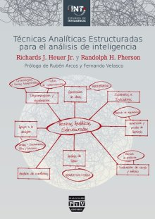 Portada TÉCNICAS ANALÍTICAS ESTRUCTURADAS PARA EL ANÁLISIS DE INTELIGENCIA