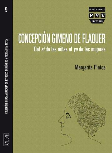 Portada CONCEPCIÓN GIMENO DE FLAQUER