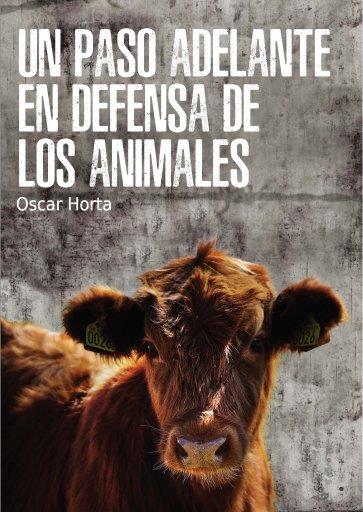 Portada UN PASO ADELANTE EN DEFENSA DE LOS ANIMALES