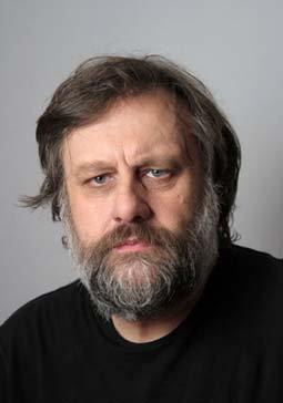Imagen de perfil Slavoj Žižek