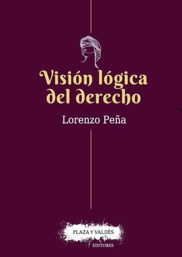 Portada VISIÓN LÓGICA DEL DERECHO