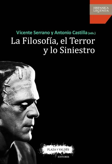Portada LA FILOSOFÍA, EL TERROR Y LO SINIESTRO