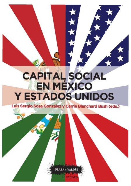 CAPITAL SOCIAL EN MÉXICO Y ESTADOS UNIDOS