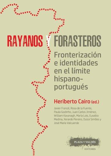 Portada RAYANOS Y FORASTEROS