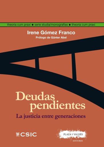 Portada DEUDAS PENDIENTES